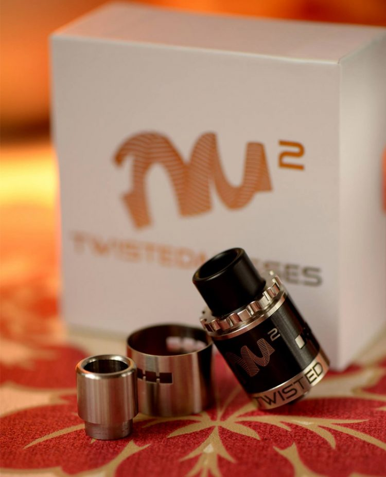 Twisted Messes Squared RDA