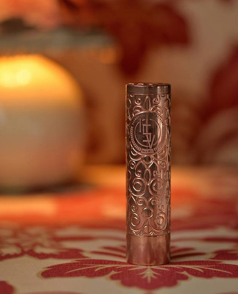 Asmodus Rose Finch Competition Mechanical Mod