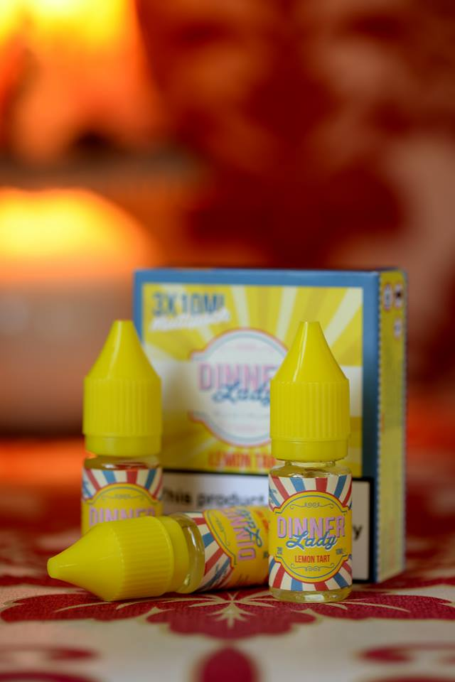 Lemon Tart | E Liquid | by Dinner Lady