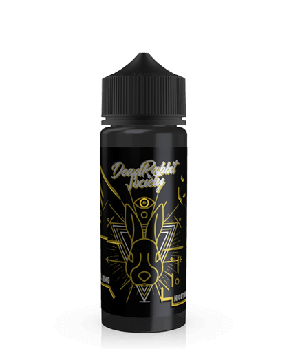 DRS Gold Rabbit - Ireland's First Premium E Liquid