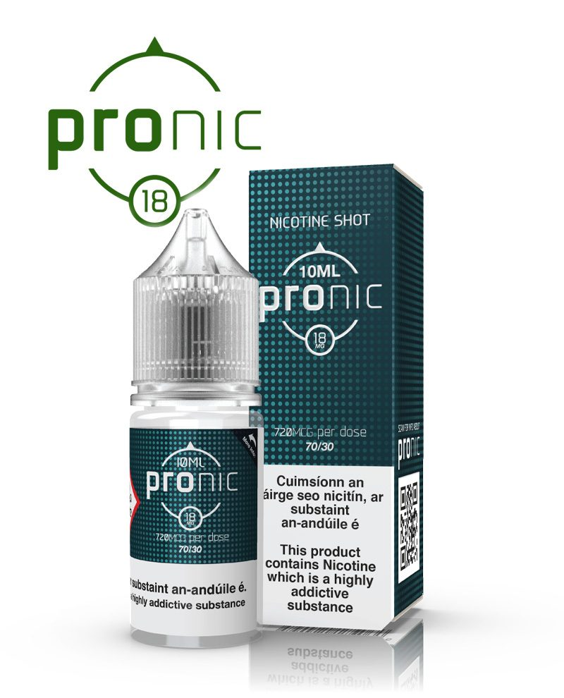 Pro Nic - All New Packaging