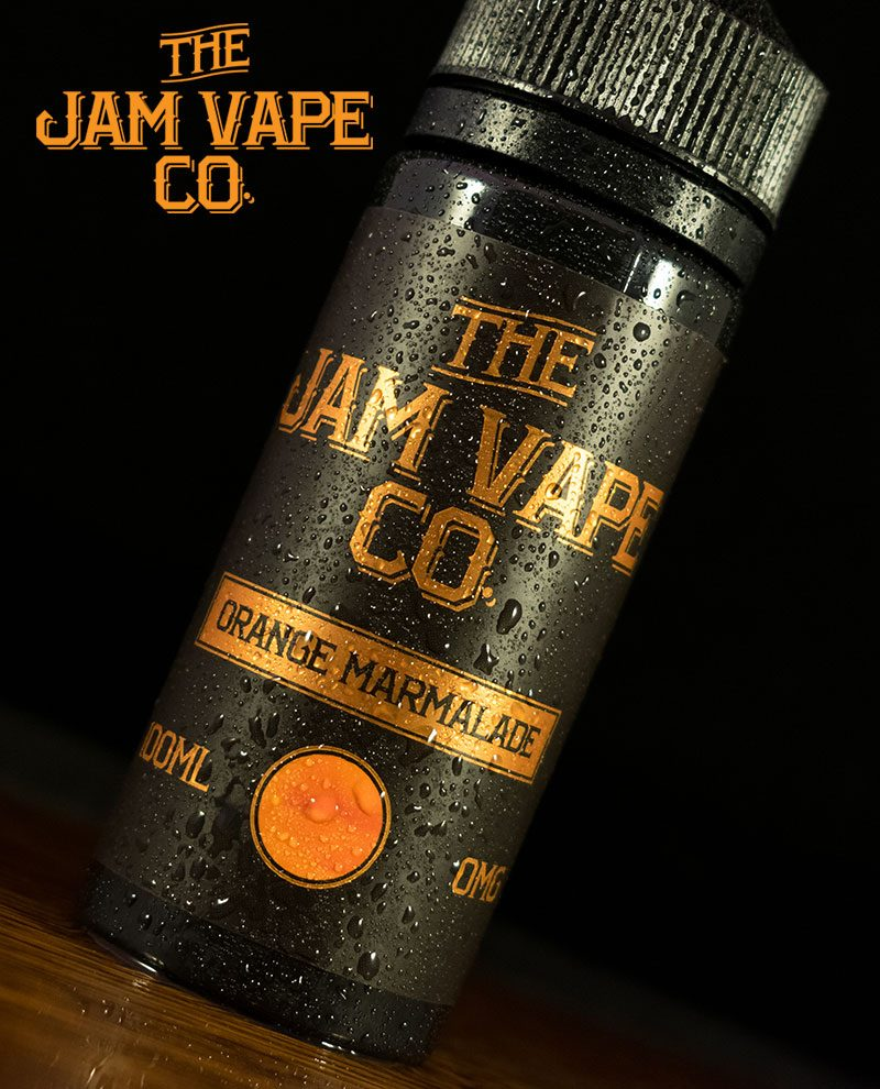 The Jam Vape Co. Orange Marmalade