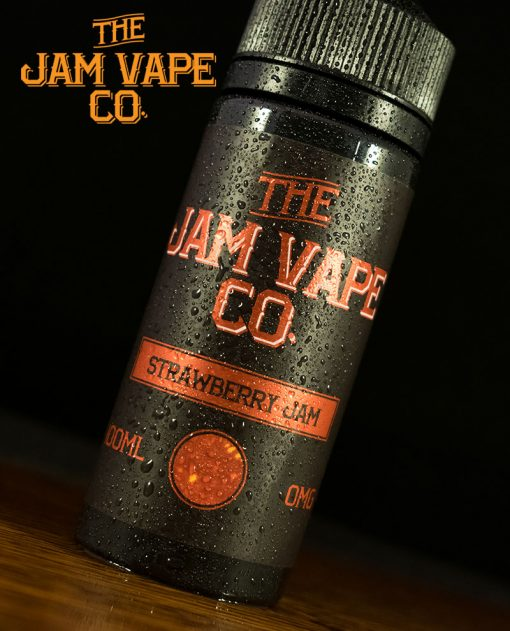 The Jam Vape Co. Strawberry Ja,m