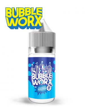 Bubbleworx Blue Raspberry