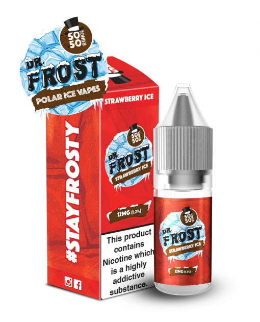 Dr Frost Strawberry Ice 50/50