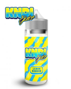 KNDI - Lemon Bon Bon 100ML Shortfill
