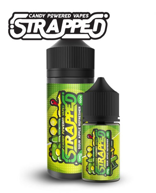 Strapped Sour Apple Refresher