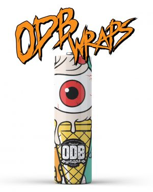 Eye Scream ODB Battery Wraps