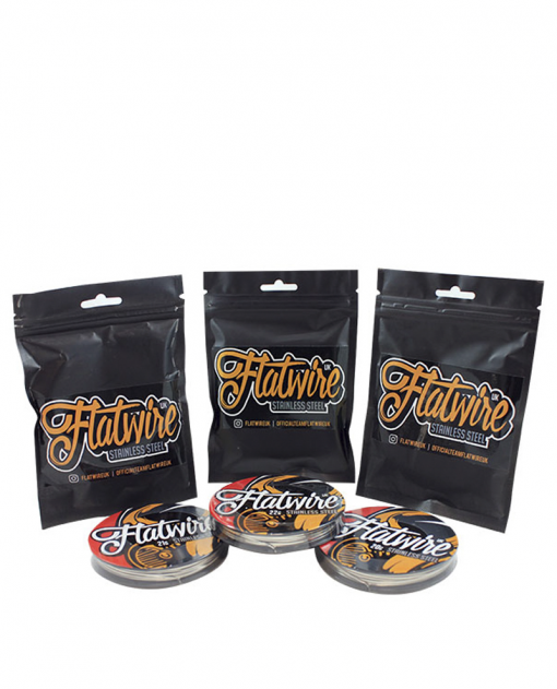 Flatwire - Stainless Steel 316L