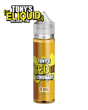 Tony's Iced Tea Lemonade