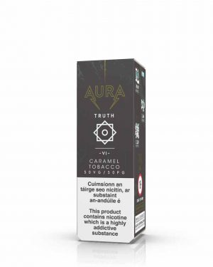 Truth by Aura - Augmented Reality Interactive E-Liquid