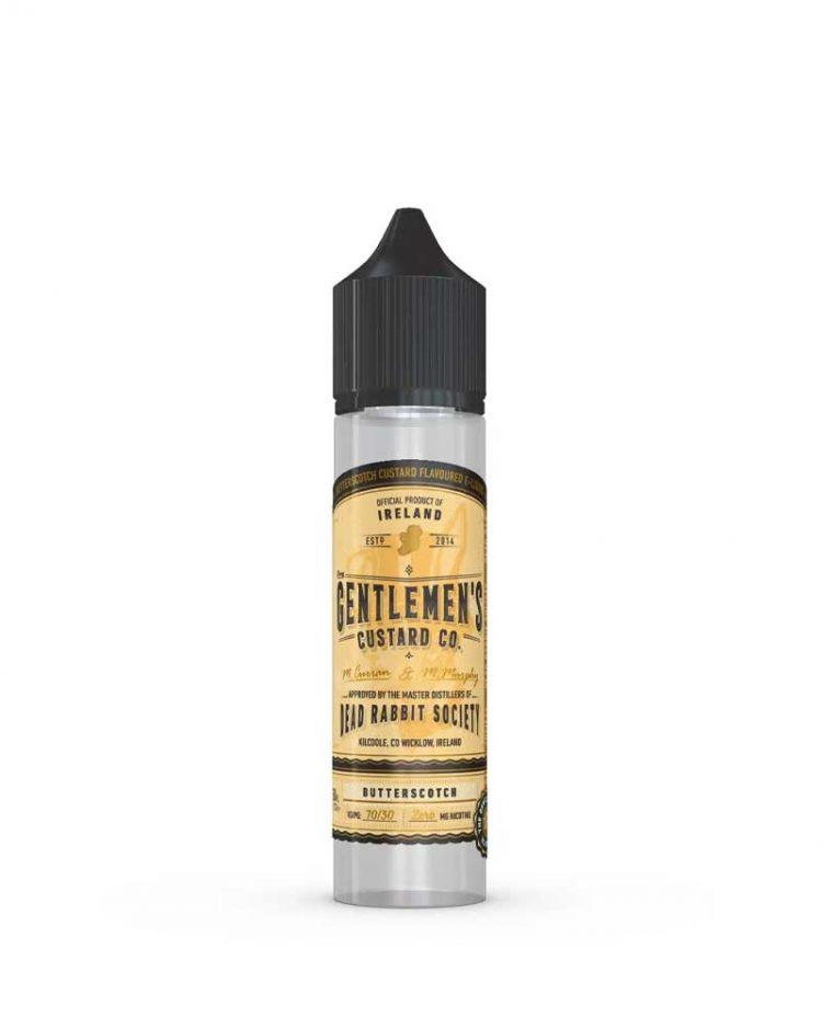 DRS Gentlemen's Custard Butterscotch