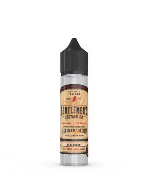 DRS Gentlemen's Custard Strawberry