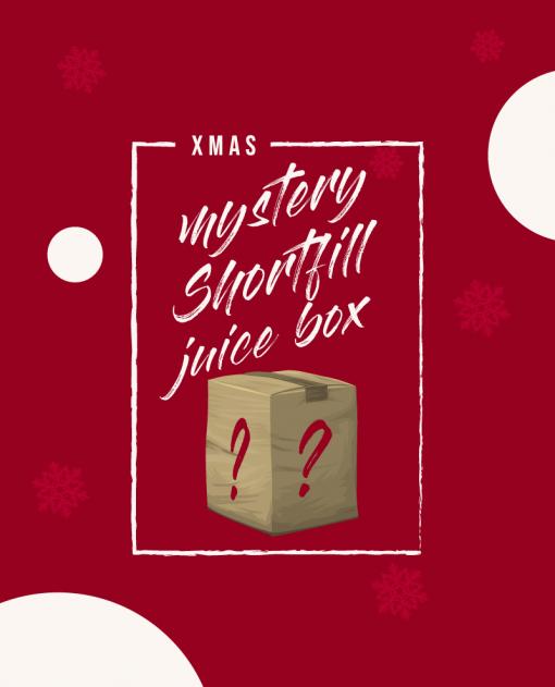 Xmas Mystery Shortfill Juice Box