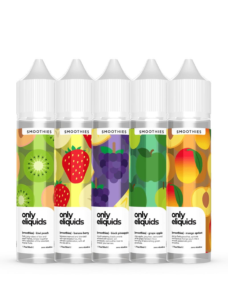 Only E-Liquids Smoothie