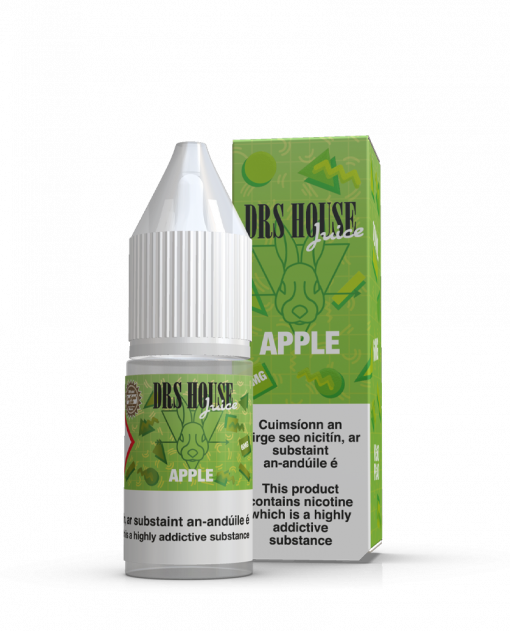DRS House Juice - Apple