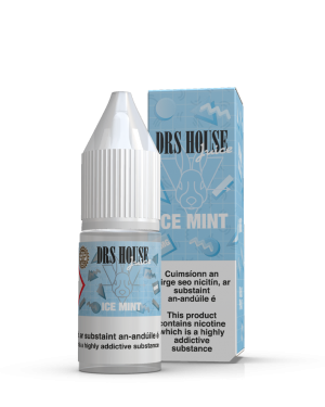 DRS House Juice - Ice Mint