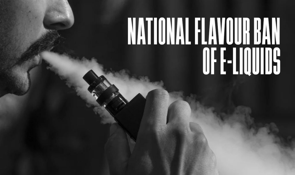 National Flavour Ban