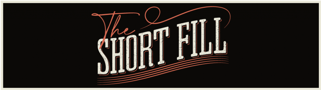 The Short Fill - A Vapers Blog