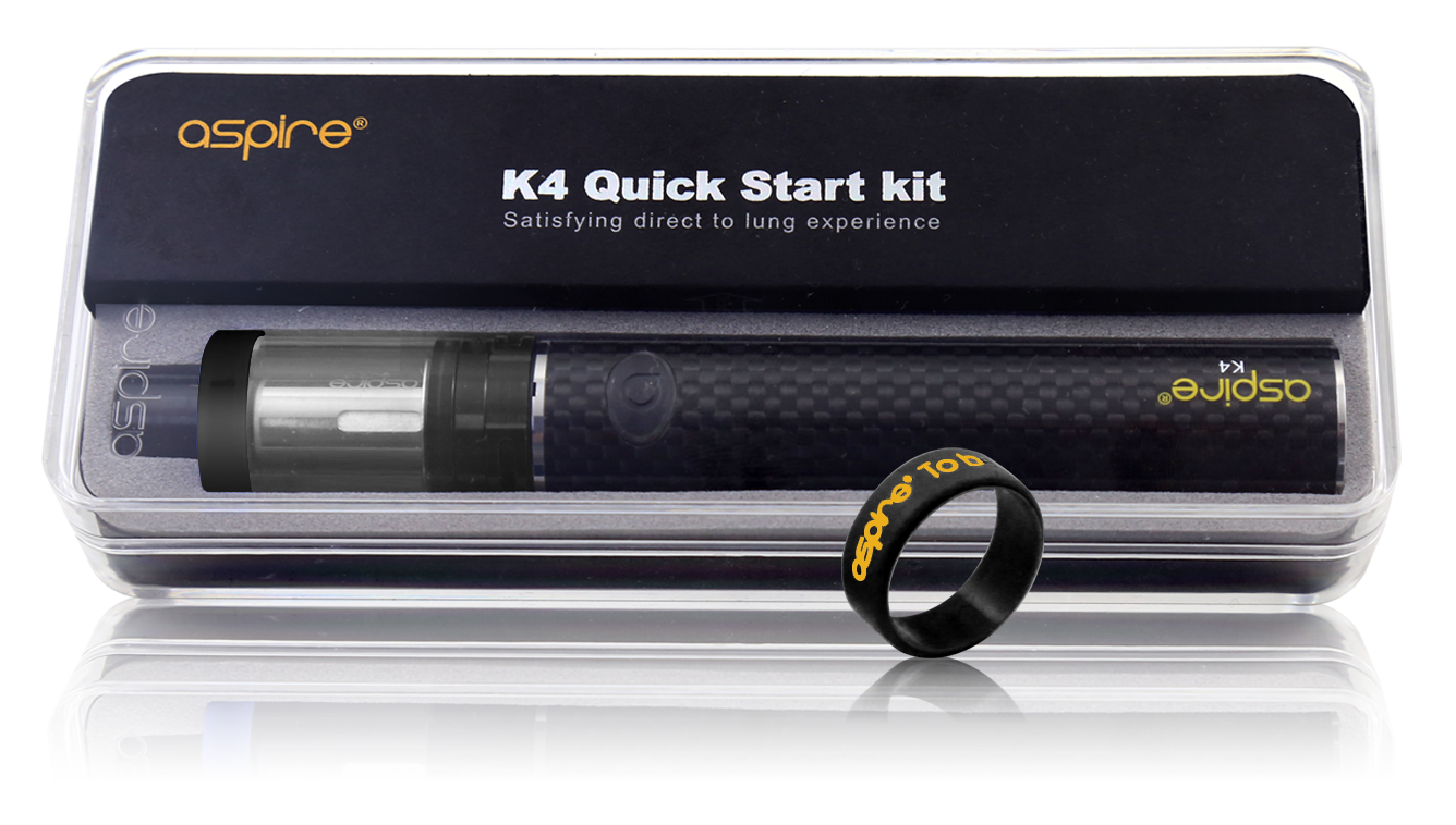 Aspire-K4-Quick-Start-Kit Box