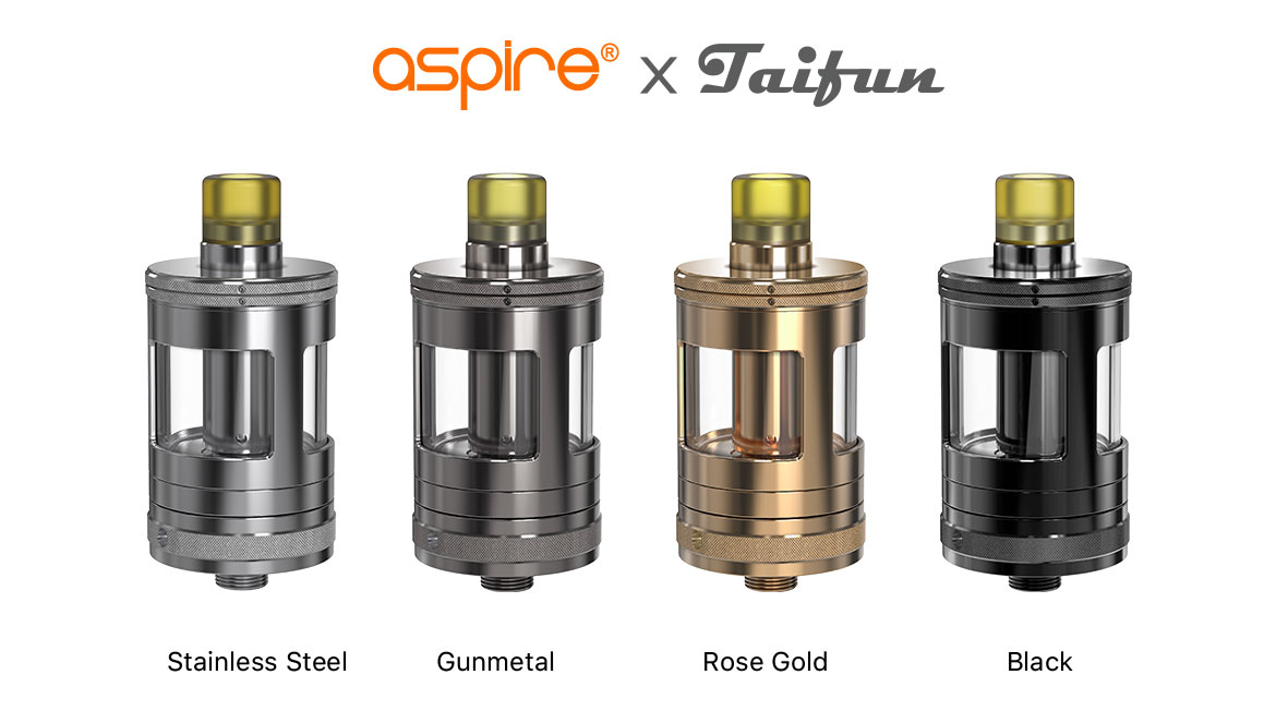 Aspire Nautilus GT Colours