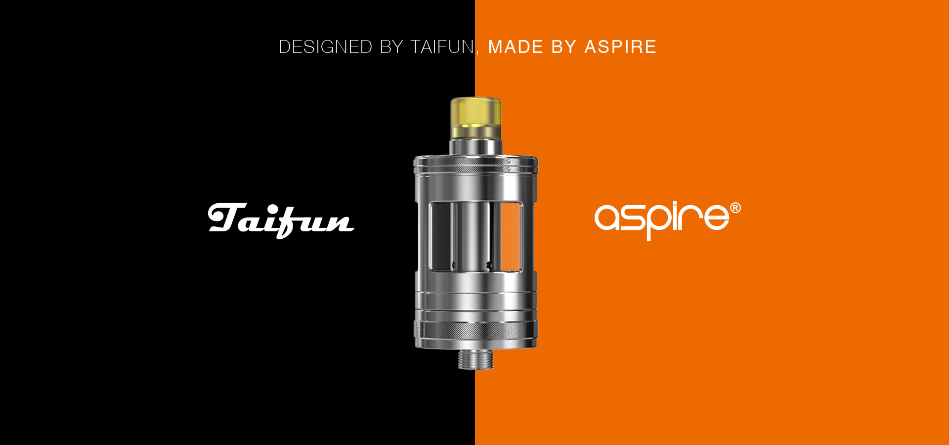 Aspire Nautilus GT Designed By Taifun