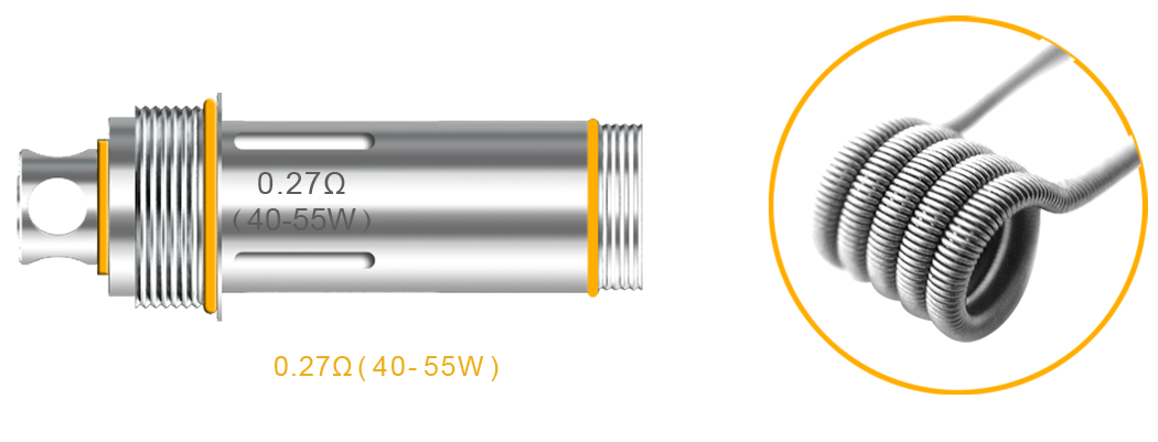 Aspire-K4-Quick-Start-Kit Coils