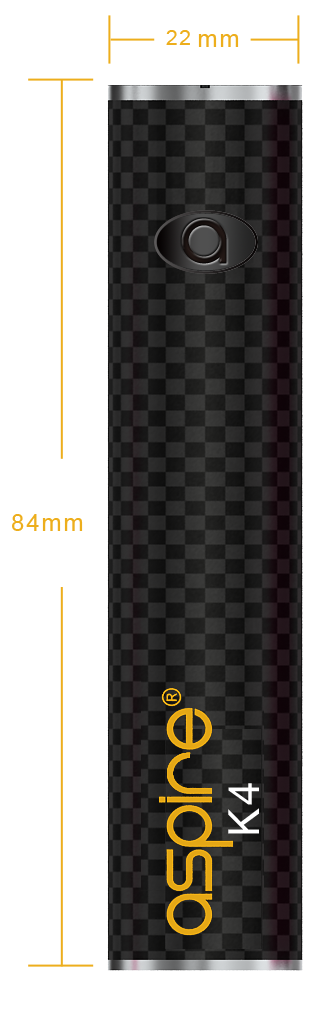 Aspire-K4-Quick-Start-Kit Dimensions
