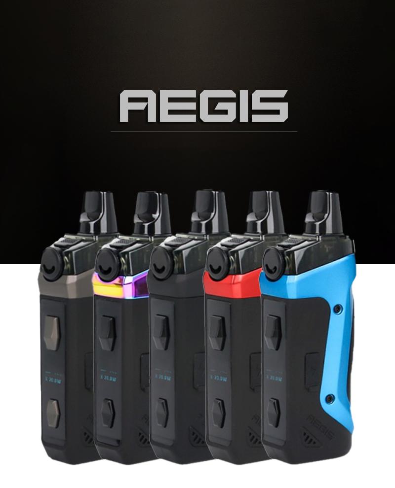 Aegis Boost Pod System