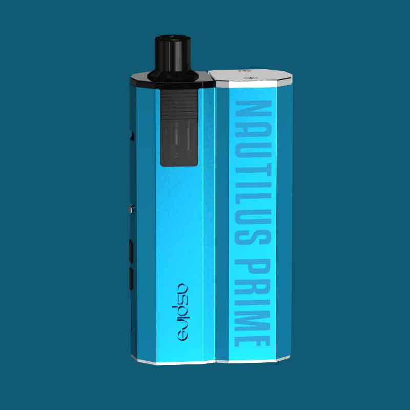 Aspire Nautilus Prime Kit Blue
