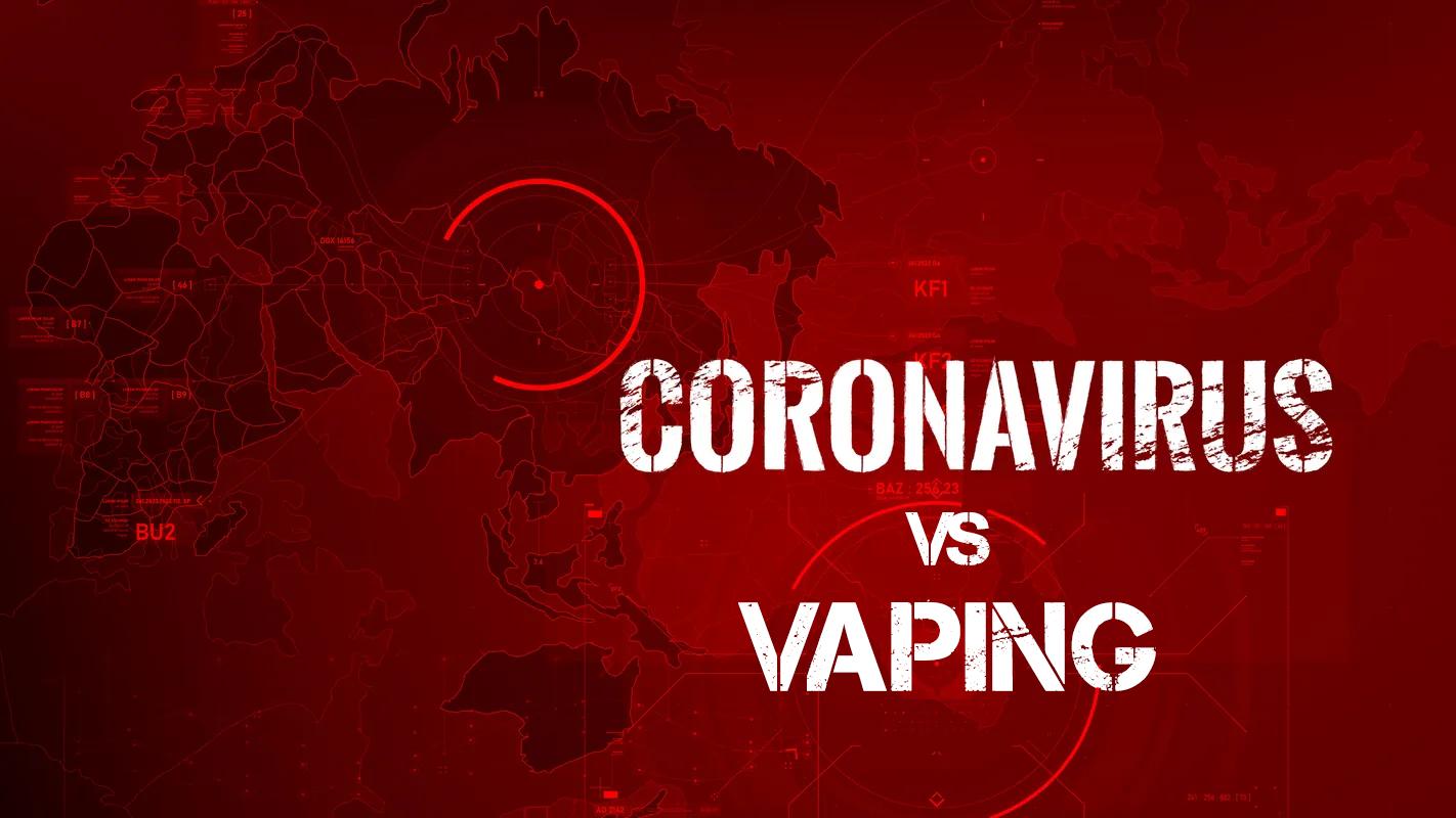 Corona Virus vs Vaping
