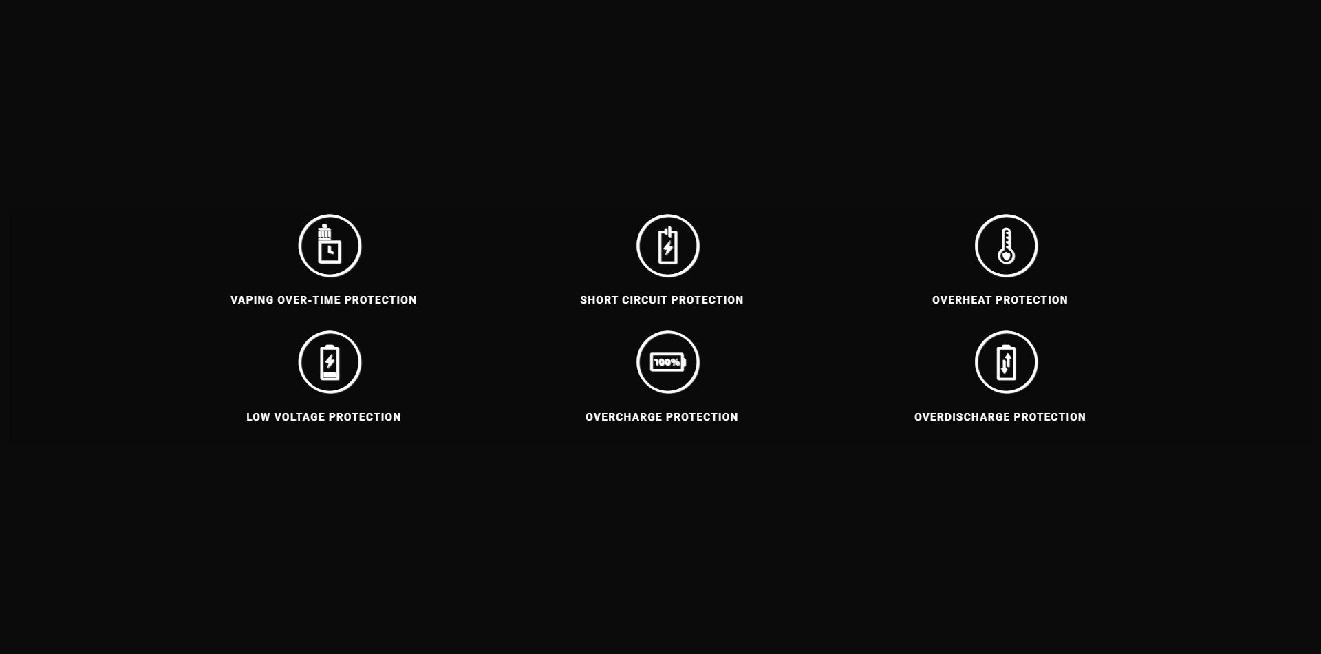 Aspire Onixx Kit Icons