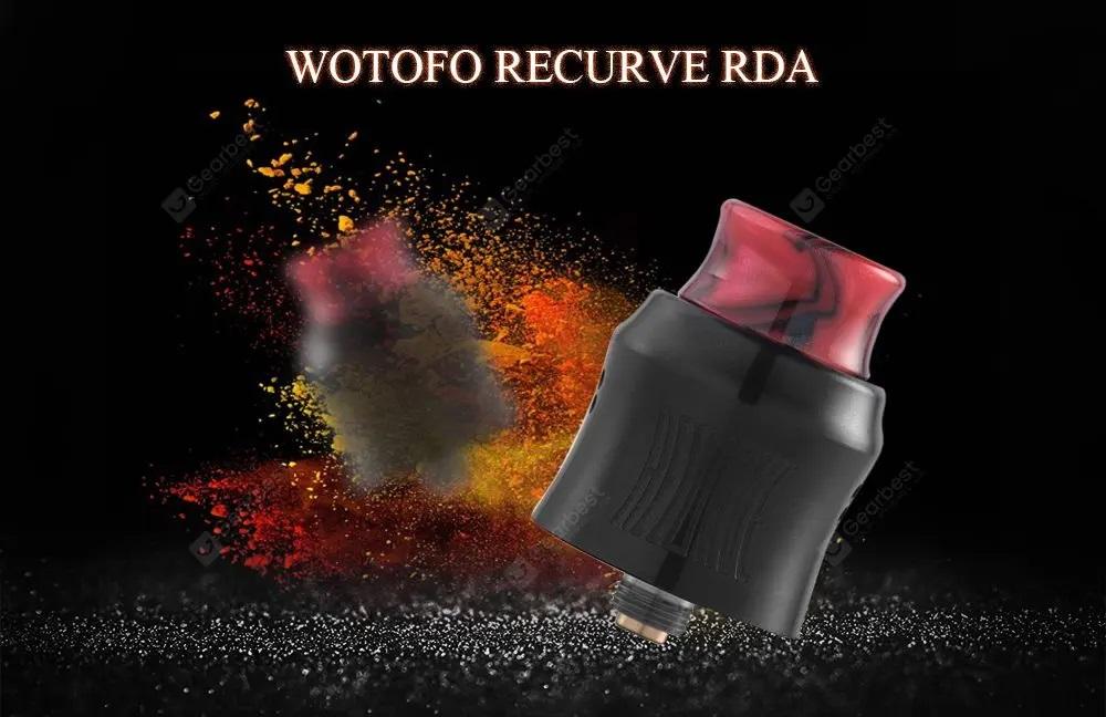 Wotofo Recurve RDA