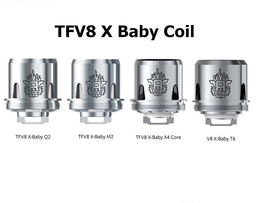 SMOK V8-X Baby Replacement Coils