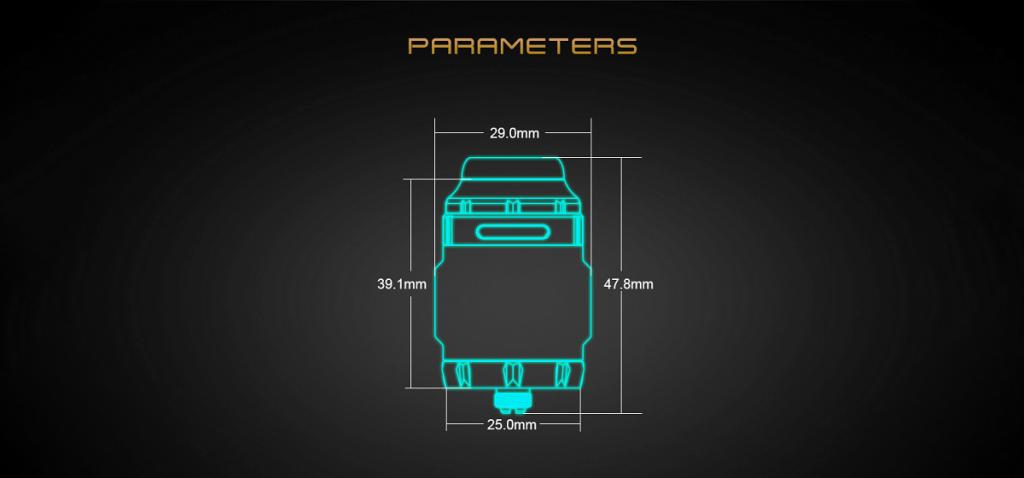 Zeus X RTA Parameters