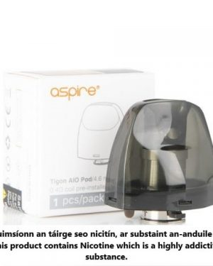 Aspire Tigon Replacement Pods