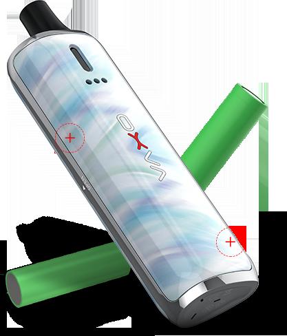 OXVA Origin Kit Batteries