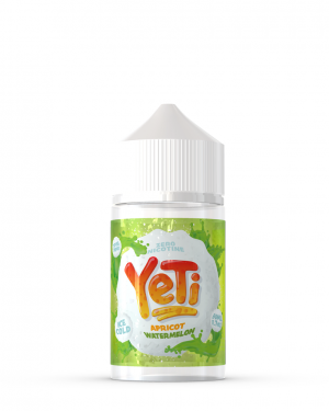 Yeti E-Liquids - Apricot Watermelon 50ml