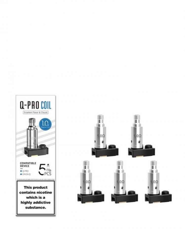 Lost Vape Orion Q Pro Replacement Coils