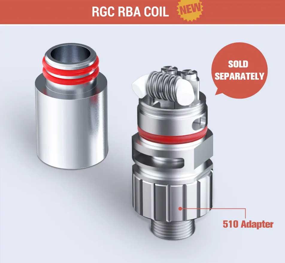 RGC RBA Coil