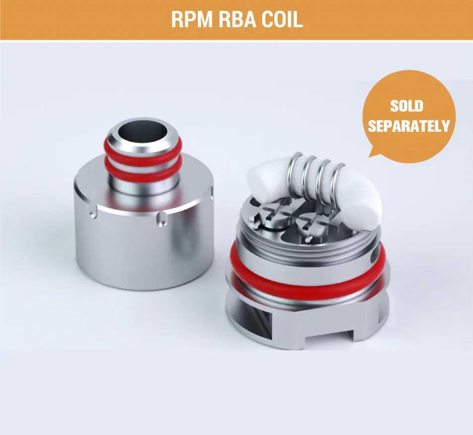 RPM RBA Coil