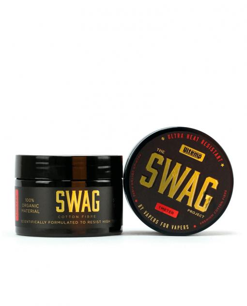 Premium Cotton Fibre by The Swag Project