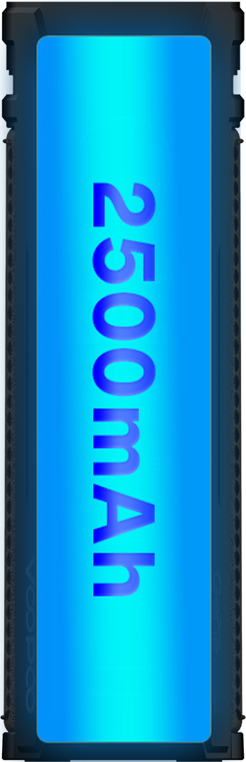 Voopoo Drag S Battery Life