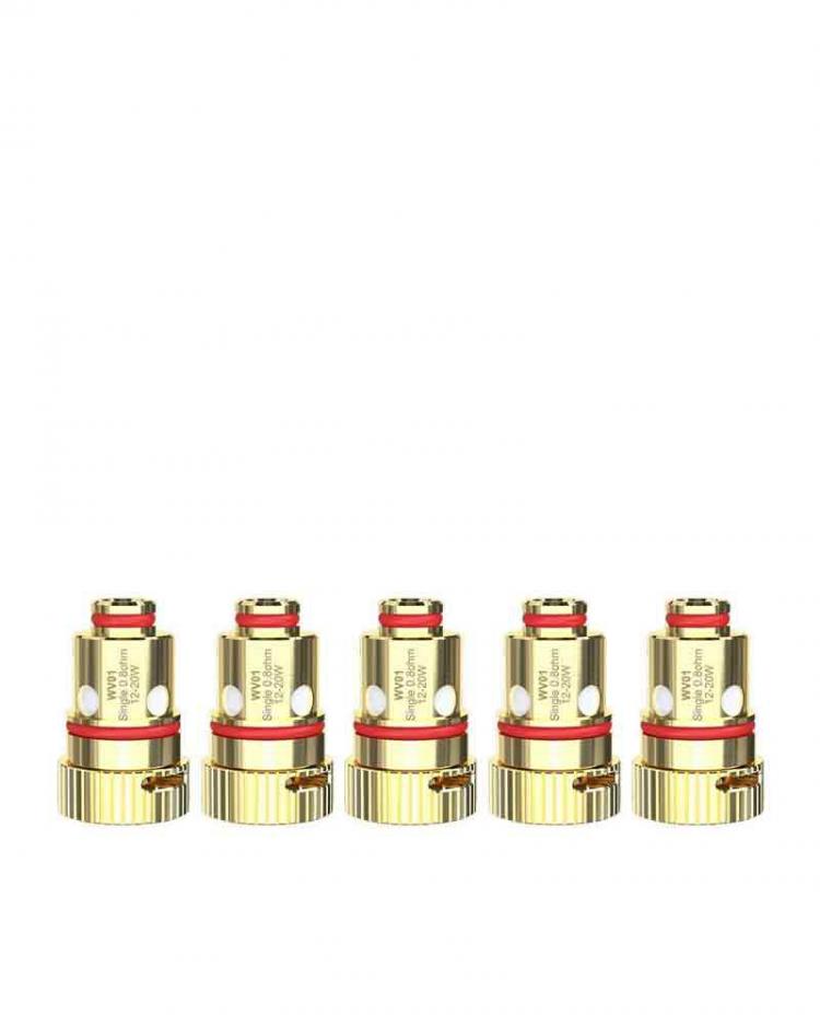 Wismec WV01 Coils
