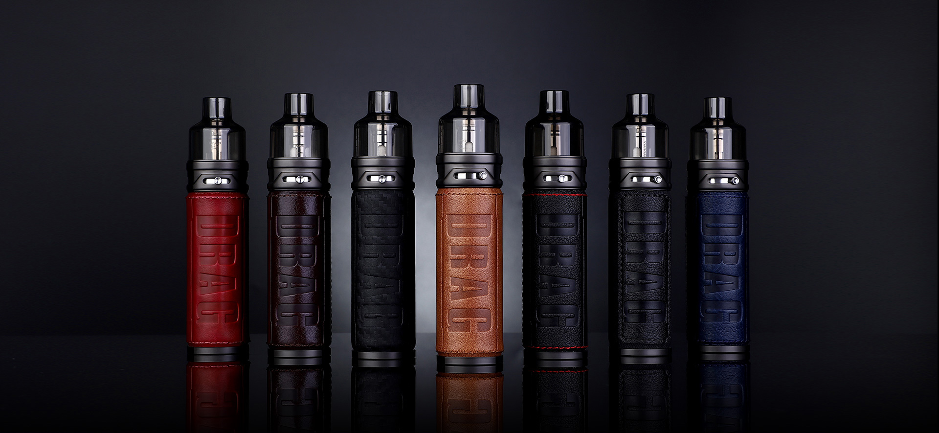Voopoo Drag Finishes