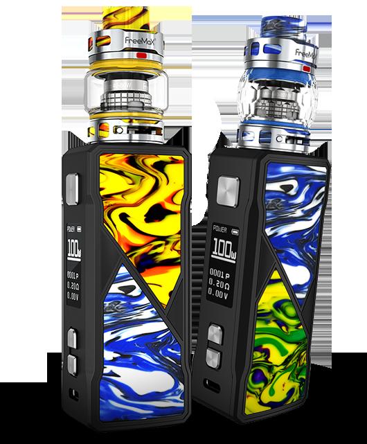 Freemax Maxus 100W Kit Specs1