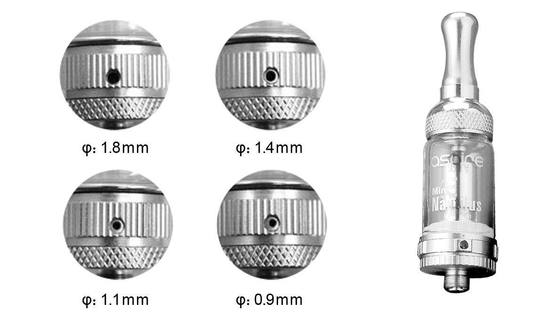 Aspire Nautilus Mini Airflow
