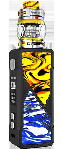 Freemax Maxus 100W Kit Yellow Blue