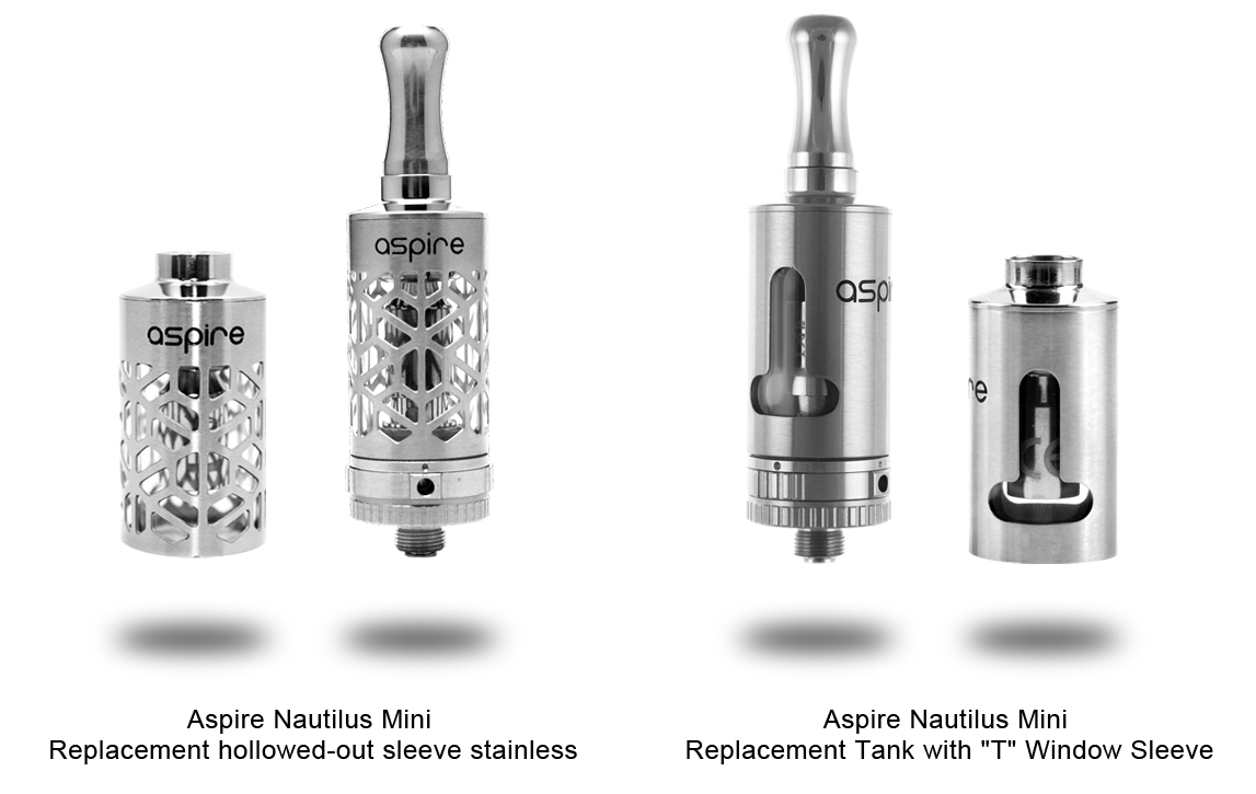 Aspire Nautilus Mini Accessories