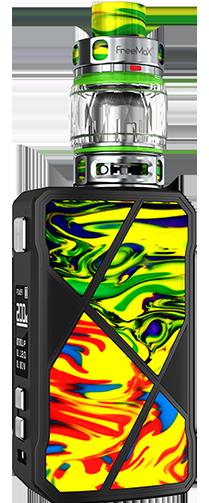 Freemax Maxus 200W Kit Green Orange